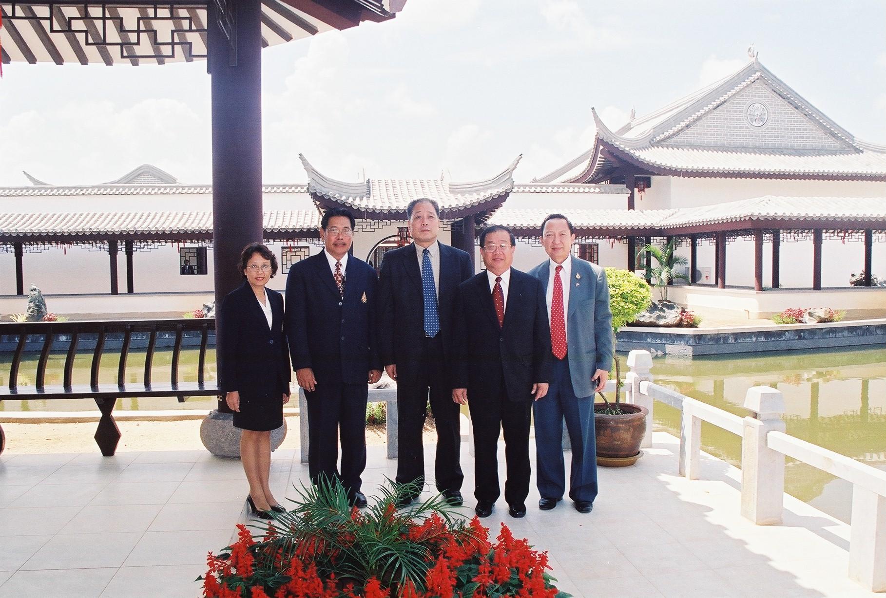 ฯพณฯ จาง ป่าว ชิง (Mr. Zhang Bao Qing)